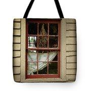 Window - Glimpse Into The Past Tote Bag