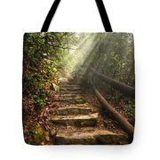 Window Of Heaven Tote Bag