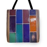 Window To No Where Tote Bag