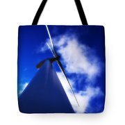 Windpower Tote Bag
