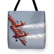 Wing Walkers  Tote Bag