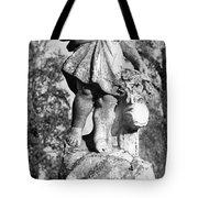 Winged Girl 6 Tote Bag