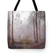 Winter At Wickham Tote Bag