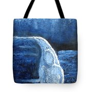 Winter Goddess Tote Bag
