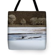 Winterscape No. 2 Tote Bag