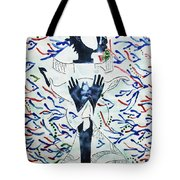 Wise Virgin Tote Bag
