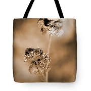Withering Weed Tote Bag