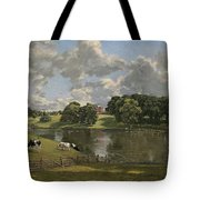 Wivenhoe Park  Essex Tote Bag