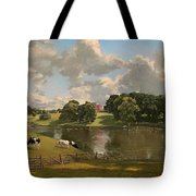 Wivenhoe Park Tote Bag