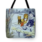 Wizard Of Oz, 1900 Tote Bag