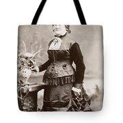 Women's Fashion, 1880s Tote Bag