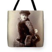 Women's Fashion, 1890 Tote Bag