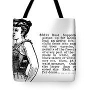 Women's Fashion, 1895 Tote Bag