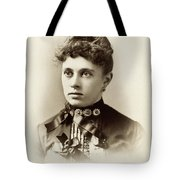 Women's Fashion, C1880 Tote Bag