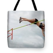 Womens Pole Vault 3 Tote Bag