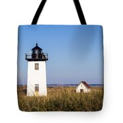 Wood End Lighthouse Tote Bag