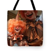 World Famous Clown From 1936 Tote Bag