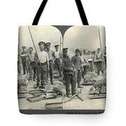 World War I Bakers Tote Bag