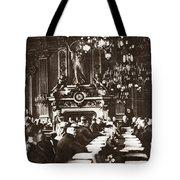 World War I Paris, 1919 Tote Bag