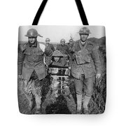 World War I: Soldiers Tote Bag