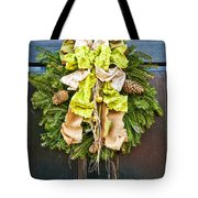 Wreath 30 Tote Bag