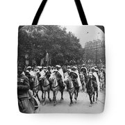 Wwi Moroccan Troops Tote Bag