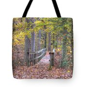 Wye Island Trail  Tote Bag