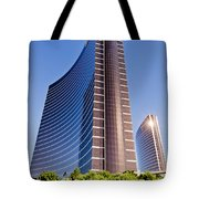 Wynn And Encore Hotels  Tote Bag