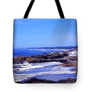 Yachats Oregon 2013 Tote Bag