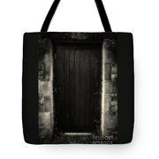 Victorian Cottage Door  Tote Bag