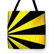 Yellow Jacket Tote Bag