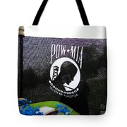 You Are Not Forgotten Tote Bag