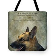 Your Friend Your Partner Your Defender Tote Bag