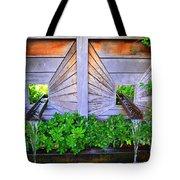 Zen Garden Fountain  Tote Bag