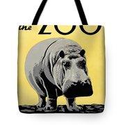 Zoo Poster C1936 Tote Bag