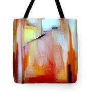 Abstract Series Iv Tote Bag