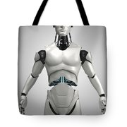 Android Tote Bag