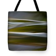 Blurscape Tote Bag