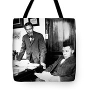 Booker T Tote Bag