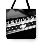 Chevrolet Emblem Tote Bag
