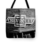 Chevrolet Grille Emblem Tote Bag