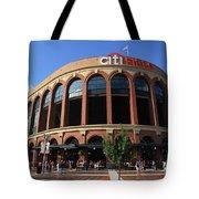 Citi Field - New York Mets 3 Tote Bag