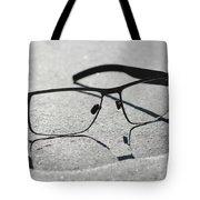 Eyeglasses Tote Bag