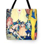 Fashion Art Tote Bag