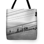 Golden Gate Bridge Work Tote Bag