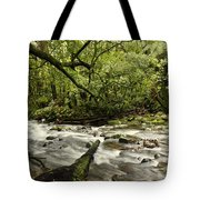 Jungle Stream Tote Bag