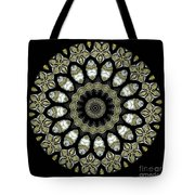 Kaleidoscope Ernst Haeckl Sea Life Series Tote Bag