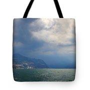 Lago Di Iseo Tote Bag