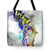 Light Strands Tote Bag