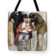 Louis Pasteur (1822-1895) Tote Bag